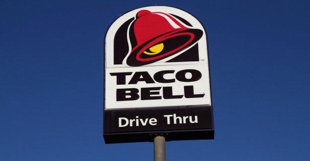 California Taco Bell en busca de monedas, ofreciendo tacos gratis en exchange