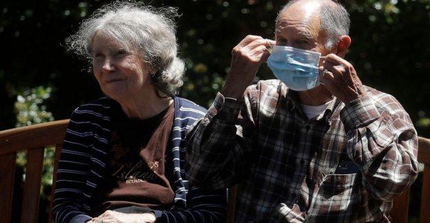 California permite ahora el hogar de ancianos de visitas, pero pocos suceder