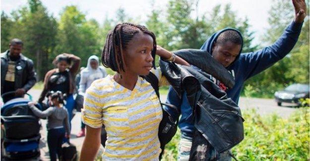 Canadá reglas de la corte de NOSOTROS 'no seguro' para los solicitantes de asilo