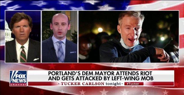 Casa blanca, Stephen Miller: Portland muestra de los Demócratas de volver a sus raíces, como parte de la secesión'