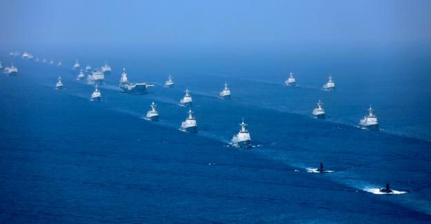 China NOS acusa de incitar a la confrontación en el Sur del Mar de China