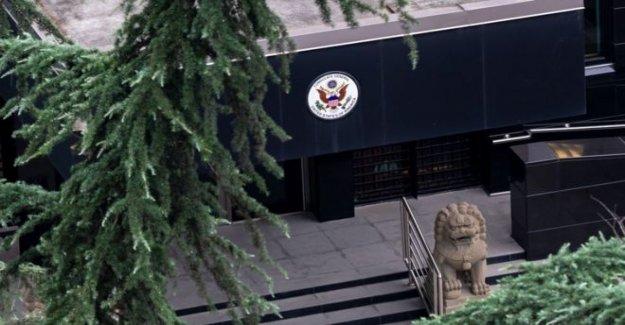 China órdenes de cierre de consulado de estados unidos en Chengdu