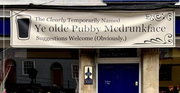 Comerciante de esclavos pub nombre que se cambió
