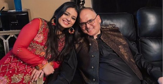 'Correo electrónico del padre después de su muerte hizo que mi cumpleaños'