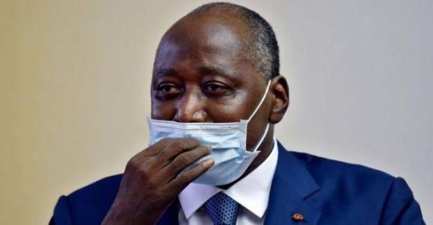 Costa de marfil PM muere después de la reunión de gabinete