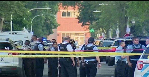 Cuarto de julio fin de semana marcado por la violencia, como la chica, 7, entre los muertos en Chicago, ciudades tiroteos mortales