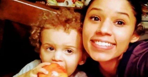 De policía de la Florida búsqueda de desaparecidos mamá después de que el hijo encontró solo en el estacionamiento