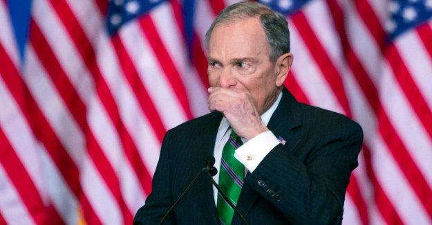 Dems decir Bloomberg no ayudar a 2020 campaña tanto como lo había prometido: informe