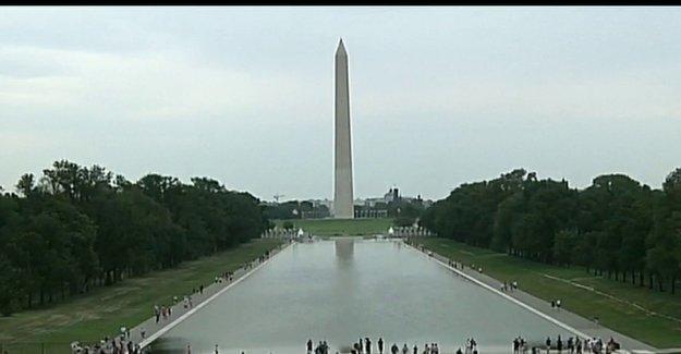 Detalles de DC de la celebración del cuatro de julio revelado por el Departamento de Interior