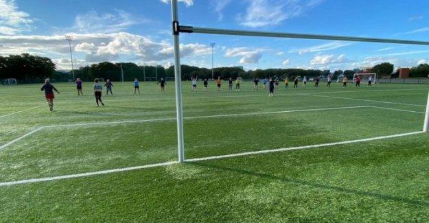 East Belfast GAA club establece 'juntos'