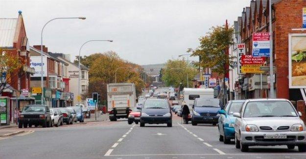 East Belfast código postal tiene la mayoría de los Covid-19 muertes