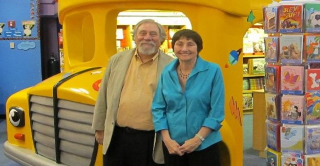 El Autobús mágico autor Joanna Cole muere a los 75