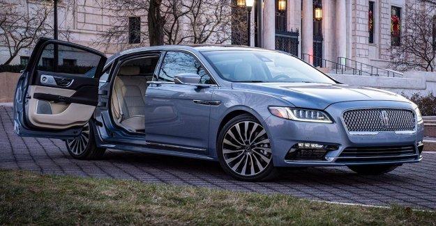 El Lincoln Continental está muerto de nuevo como marca desplaza el foco a los Suv