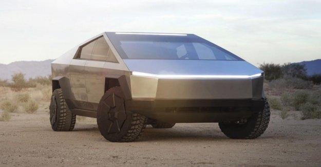 El Tesla Cybertruck será construida en Texas y está recibiendo una actualización interplanetario