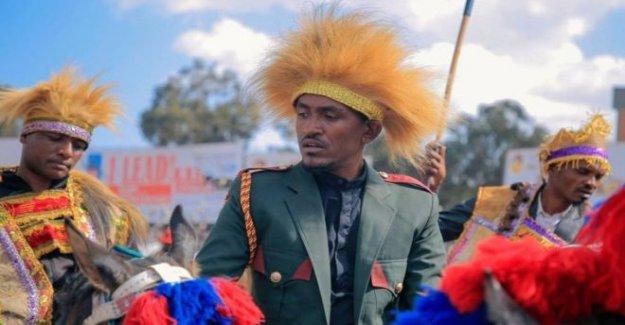 El cantante, cuyo asesinato desencadenó protestas Etiopía