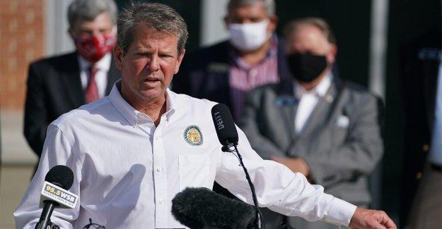 El gobernador de Georgia, declara el estado de emergencia más mortal de Atlanta tiroteos