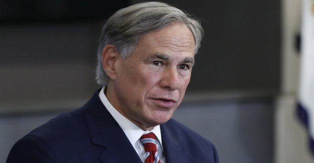 El gobernador de Texas, se extiende la votación anticipada para las elecciones de noviembre por 1 semana