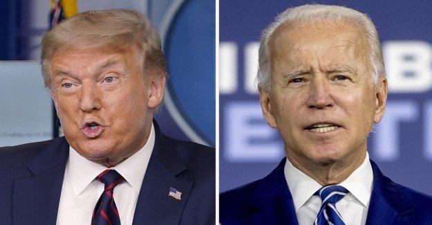 El grupo está tranquilamente planificación para ¿qué pasa si Trump-Biden elección impugnada
