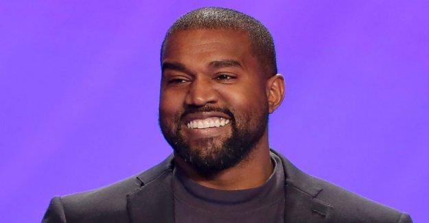 El rapero Kanye West archivos de Oklahoma, la boleta electoral presidencial