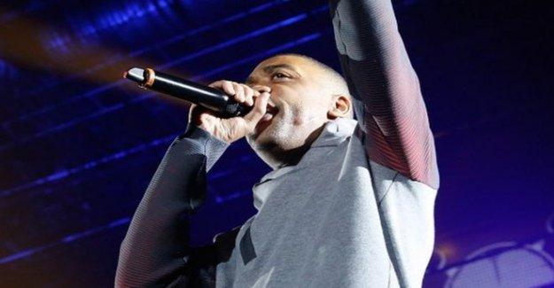 El rapero Wiley cayó sobre los anti-Semita puestos