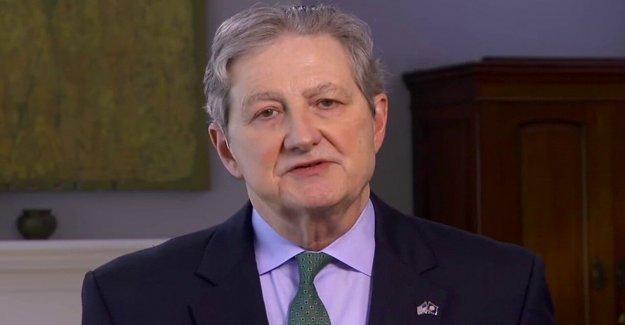 El senador Kennedy: Algunos políticos como el caos político  de mantener al cierre de las escuelas