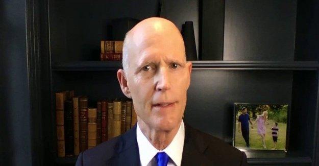 El senador Rick Scott: ¿por Qué la Florida no levy encierros en medio de la creciente coronavirus de los casos