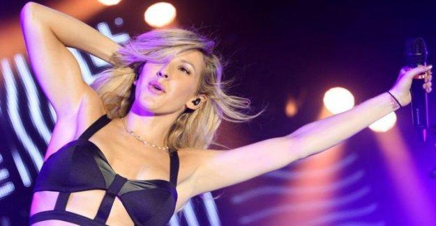 Ellie Goulding: yo acababa de convertirse en un robot'