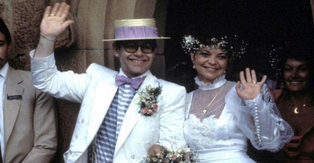 Elton John ex-esposa demandas de 3 millones de libras más de las memorias de la