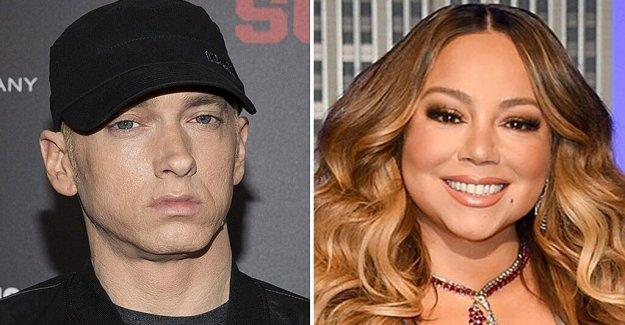 Eminem 'estresado' acerca de Mariah Carey en el próximo libro de memorias: informe