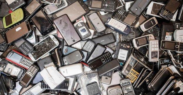 Estudio: del Mundo de la pila de residuos electrónicos es cada vez mayor