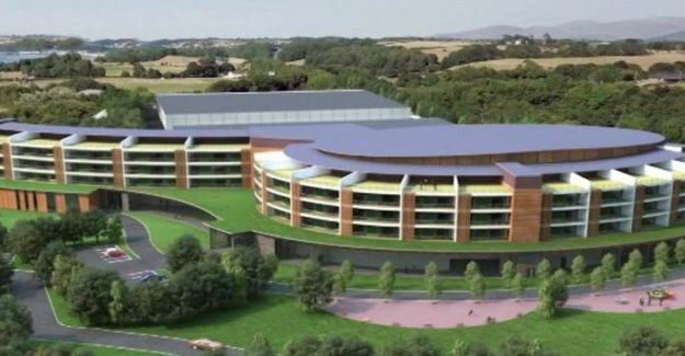 Ex-fábrica de sitio puede ser convertido en £60 millones resort