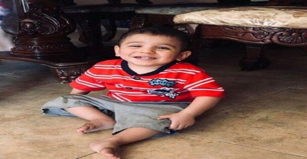 Falta California niño Tadeo Sran los restos de mayo han encontrado; el trabajo de la policía para confirmar ID