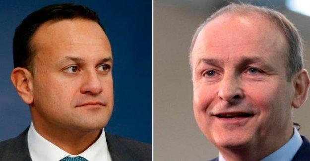 Fianna Fáil-Fine Gael fusión posible, dice Ahern