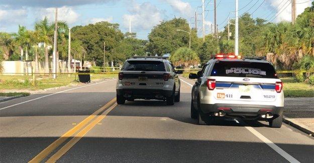 Florida corredor se encuentra con cabeza humana en el lado de la carretera, la policía dice que