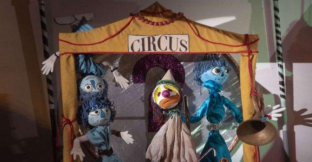 Fotos: Títeres y marionetas museo