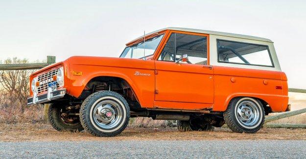 Fox News Autos quiere ver a SU Ford Broncos