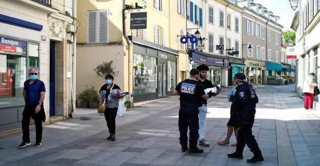 Francia se prepara para una posible segunda ola como coronavirus casos de fluencia de copia de seguridad