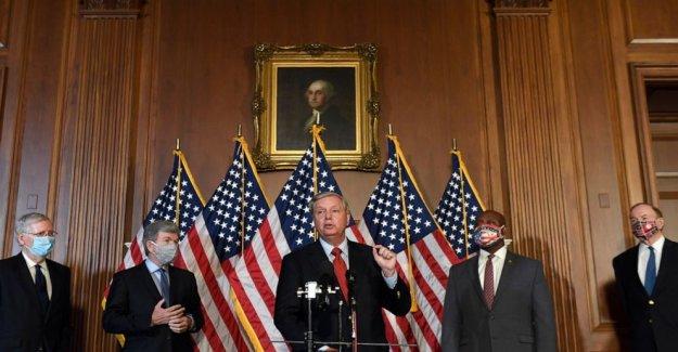 GOP pliegues de $8 mil millones para armamento militar en el virus de la factura