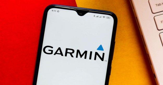 Garmin confirma que fue víctima de un 'ciberataque', pero dice que no hay ninguna indicación de los datos de los clientes se ha visto comprometida