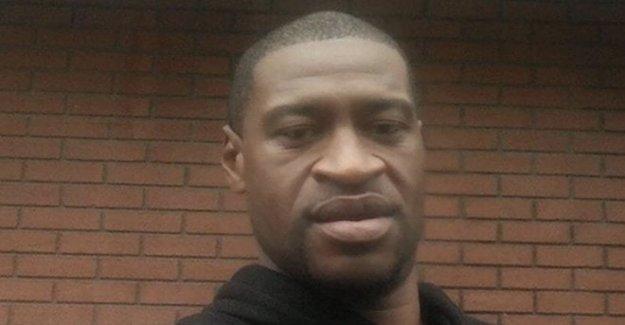 George Floyd: cuerpo de Policía las imágenes de la cámara emerge