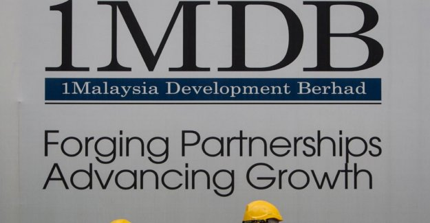 Goldman Sachs y Malasia llegar a $3.9 B solución más 1MDB