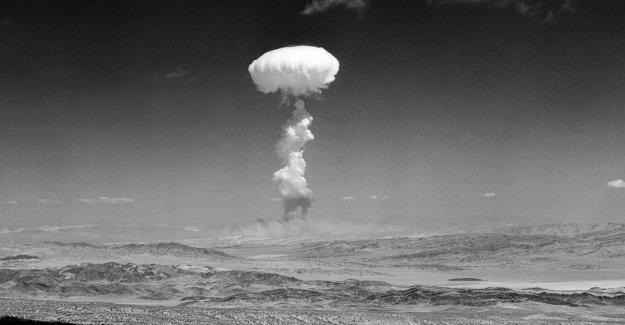 Grupos de empuje para quitar la propuesta de financiación de los ensayos nucleares
