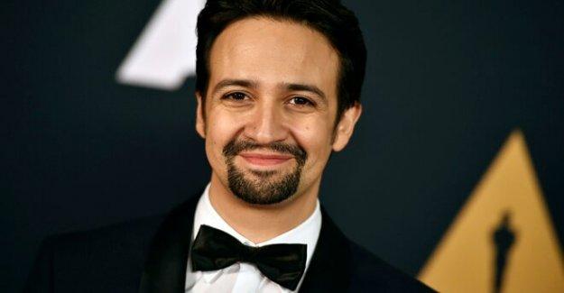 'Hamilton' creador Lin-Manuel Miranda llama a la crítica de la obra de esclavos, los personajes de 'juego limpio'