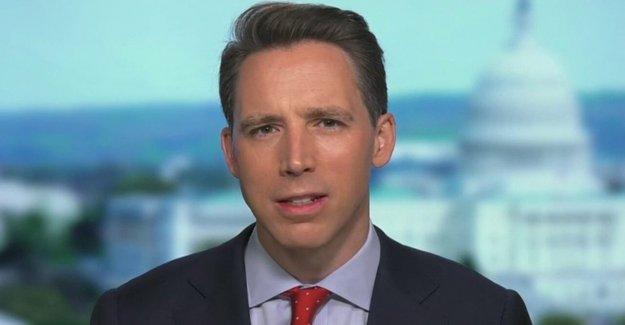 Hawley dice Senado citación de comisionado de la NBA, Adam Silver es un 'gran idea'