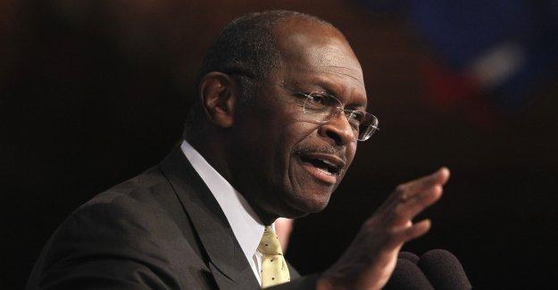 Herman Cain es todavía hospitalizados por coronavirus después de ser admitido semanas atrás