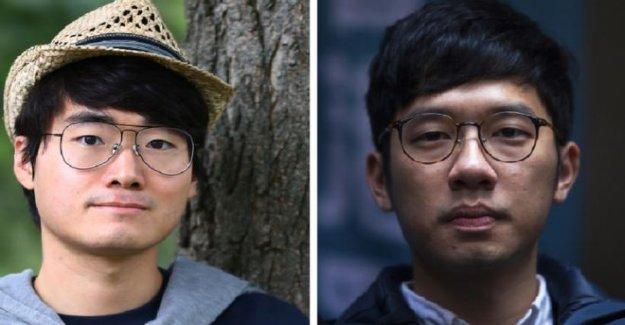 Hong Kong en busca de la detención de los que huyen de los activistas
