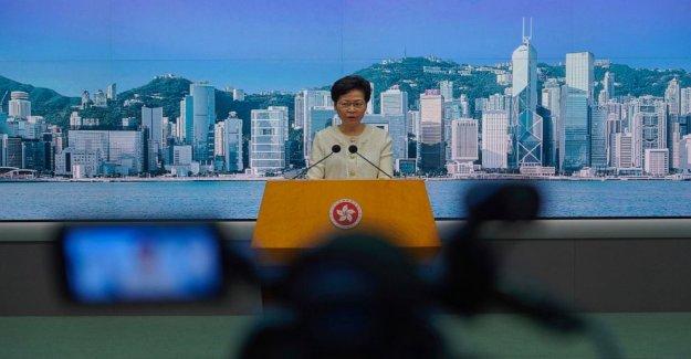 Hong Kong lidiando con futuro en virtud de la ley de seguridad nacional