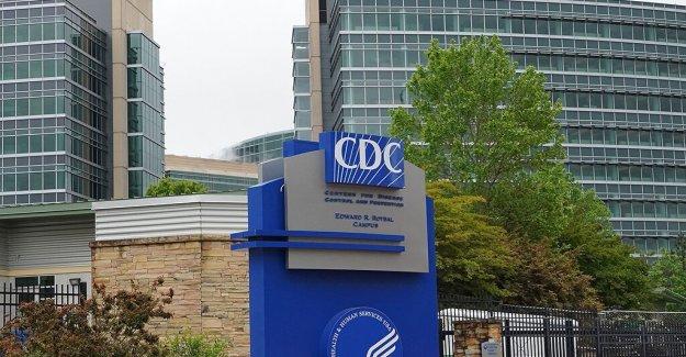 Hospital coronavirus de datos para la derivación de los CDC para el Triunfo de administración de base de datos en Washington