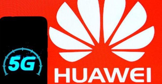 Huawei tiene de la cumbre mundial de la presión crece