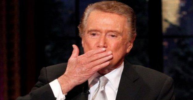 Icónico NOS anfitrión de la TV Regis Philbin muere a los 88
